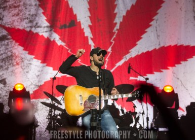 Eric Church - Scotiabank Place Feb., 16, 2013 PHOTO: Andre Ringuette/Freestyle Photography