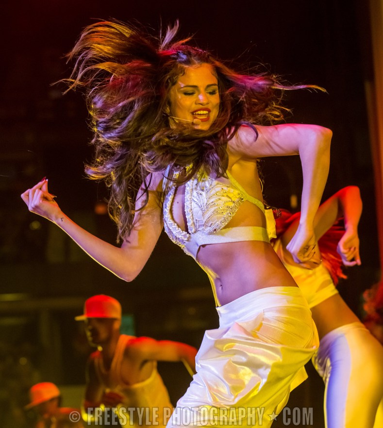 Selena Gomez- Canadian Tire Centre Aug., 22, 2013 PHOTO: Andre Ringuette/Freestyle Photography