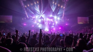 Mötley Crüe- Canadian Tire Centre