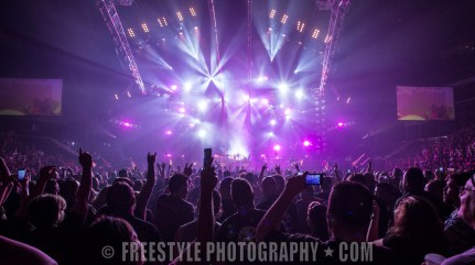 Mötley Crüe- Canadian Tire Centre Aug. 23, 2015 PHOTO: Andre Ringuette/Freestyle Photography