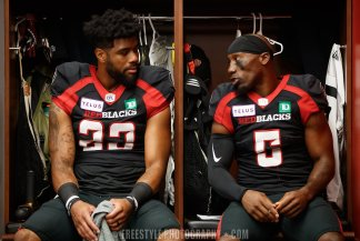 Toronto Argonauts vs Ottawa REDBLACKS September 7, 2019 PHOTO: Andre Ringuette/Freestyle Photography