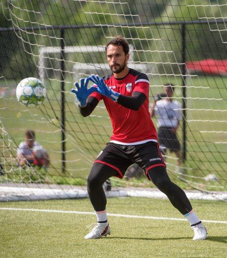 Atletico Ottawa July 13, 2020 PHOTO: Matt Zambonin/Freestyle Photography