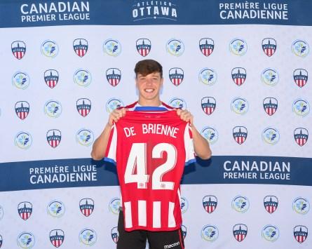 Atletico Ottawa July 31, 2020 PHOTO: Matt Zambonin/Freestyle Photography