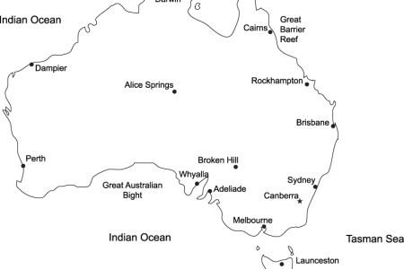 295da7466eda83278df21375d7ca9b1f map of australia country maps australiaprint