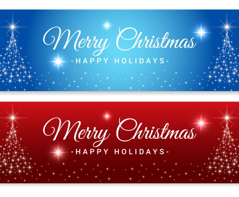 Large Of Merry Christmas Banner
