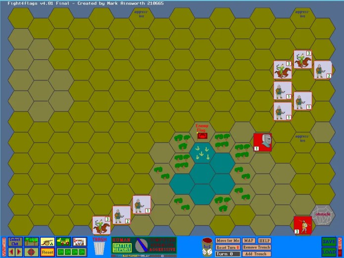 Fight for Flags Screenshot