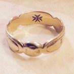 Freimaurer Ring für Brüder des Freimaurerordens ab dem 8. Grad