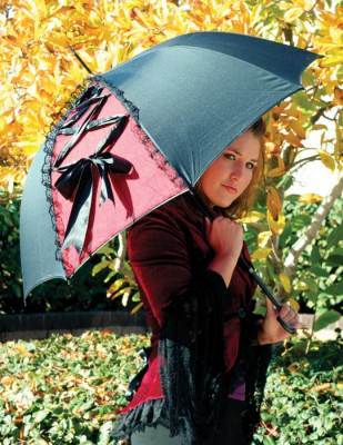 Parisian Corset Umbrella