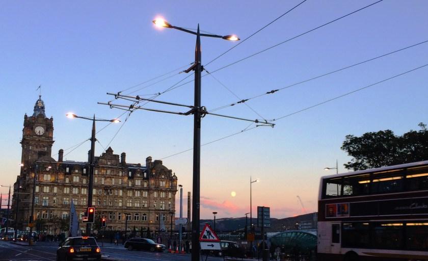 Edimbourg à pied : New Town et Calton Hill
