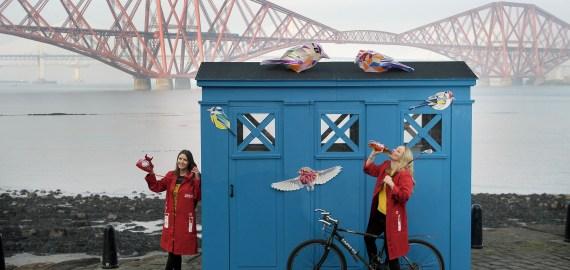 Découvrir la culture écossaise 2.0 à Edimbourg
