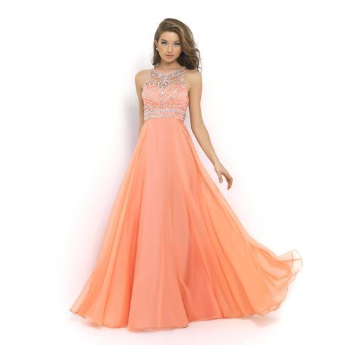 Medium Crop Of Blush Prom Dresses