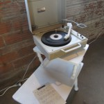 Land Arts record player_sm