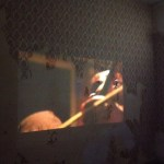Theaster Gates_dark room performance