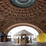 Nomadic Yurts, Station to Station Pittsburgh
