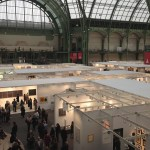 FIAC: Exhibition space in Grand Palais