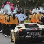 Rashaad Newsome, King of Arms Procession, 2013