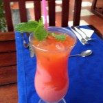 fresh juice...every morning
