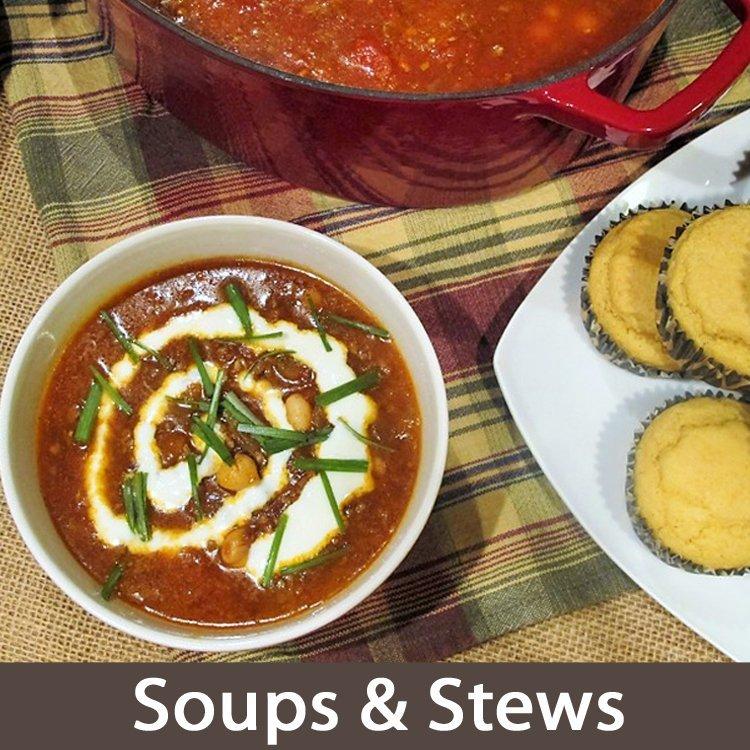 Soups & Stews Recipes Fresh Food Bites, Healthy Recipes, Vegetable Recipes