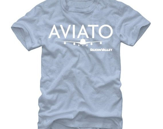 Be Aviawesome & Wear Erlich Bachman's Aviato Shirt