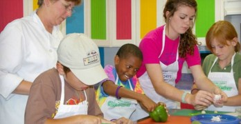Young Chef's Academy Cooks Up Fun for All Ages
