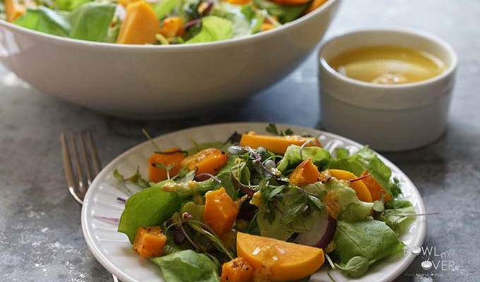Cook Local – Fall Harvest Salad