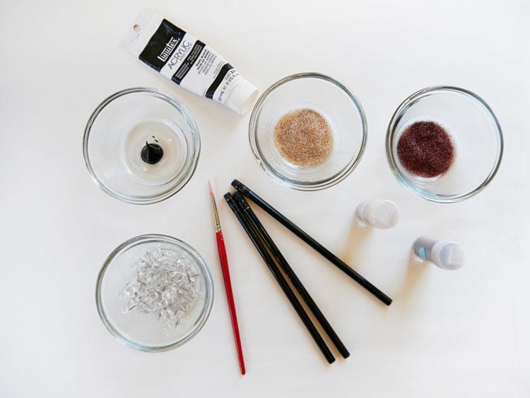DIY-Glittered-Push-Pins-by-Freutcake-supplies