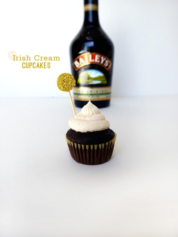 Baileys-Irish-Cream-Cupcakes