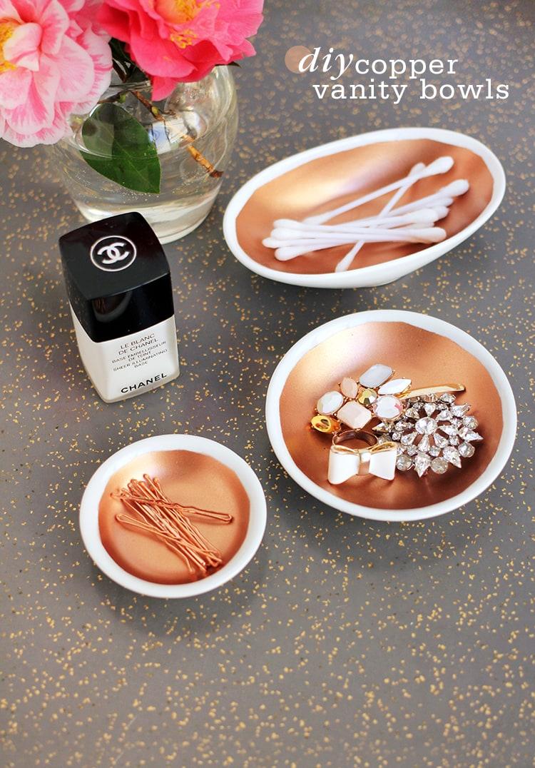 vanity bowls