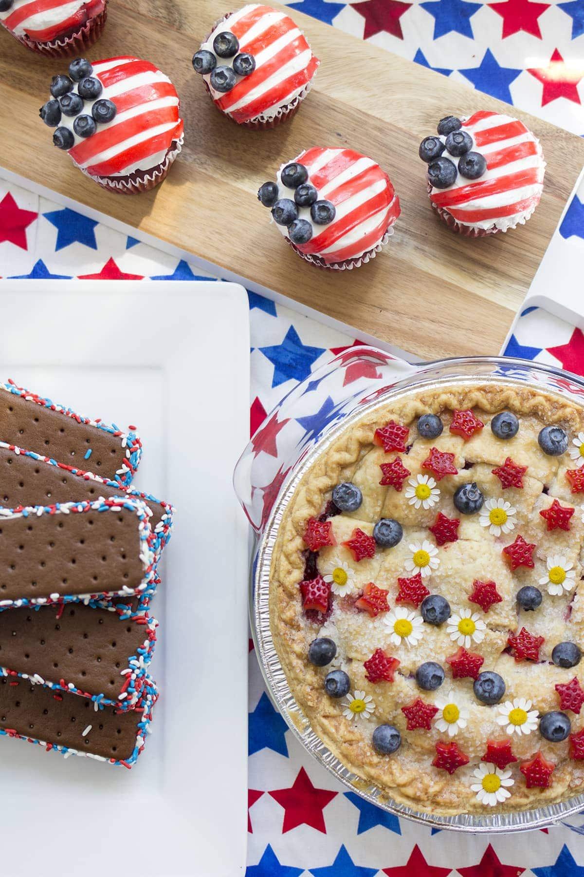 4th Of July Dessert Hacks Freutcake Freutcake