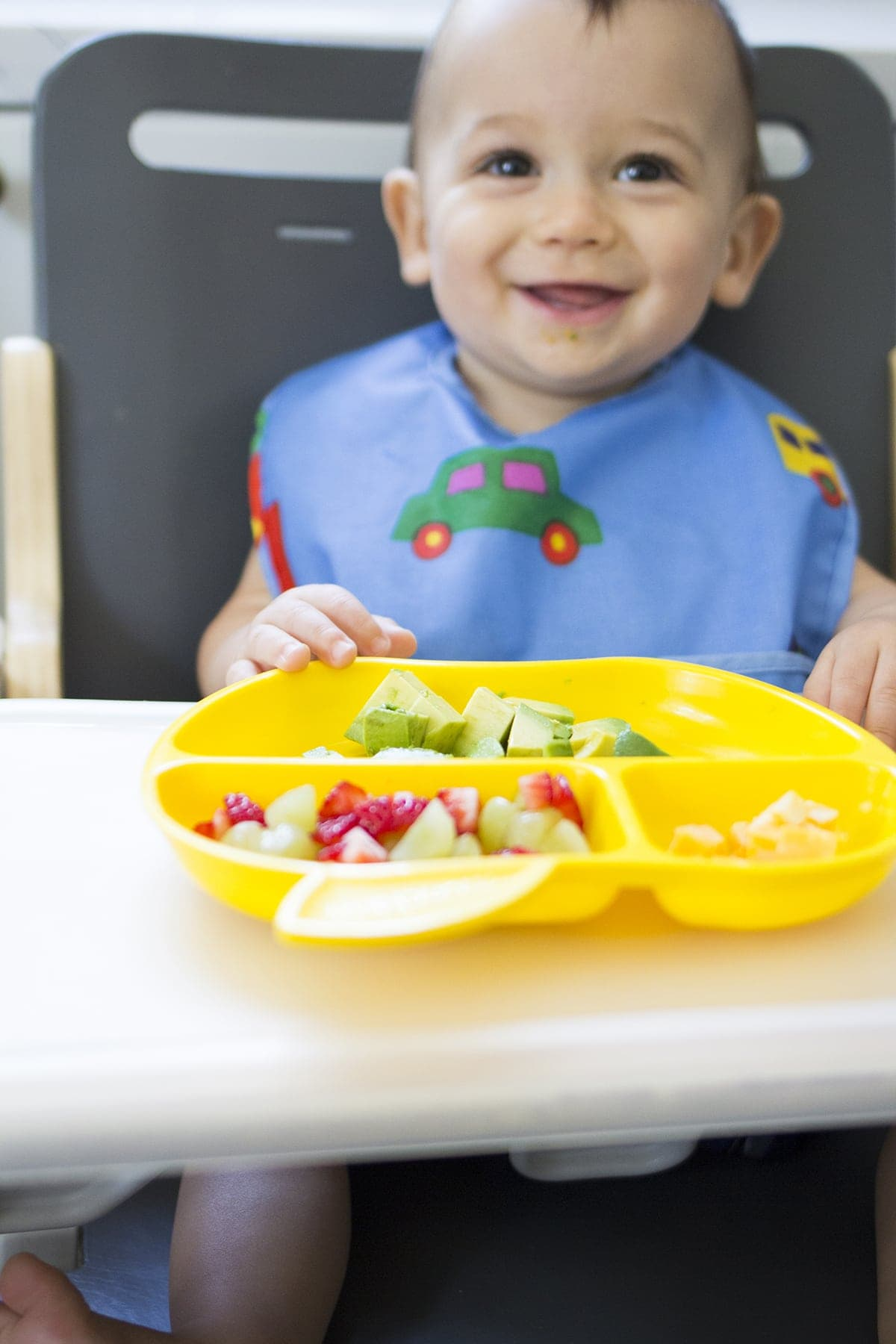 Lunch Ideas for Babies