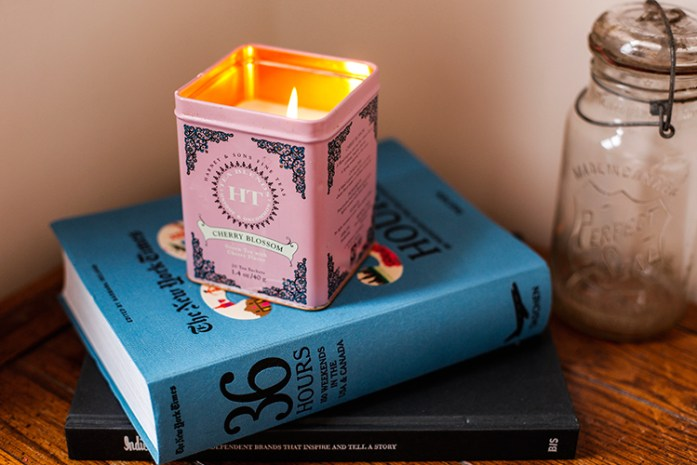 Heidis Bridge DIY Tea Tin Candle
