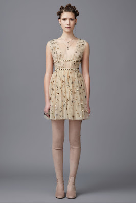 Valentino (Pre-Fall 2016) star dress