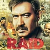 Movie Review : Raid (2018)