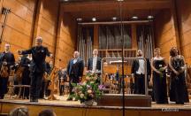 Philharmonic Orchestra Applaus für Sofia - ein Chor und Orchester, Verdis Requiem, 25. April