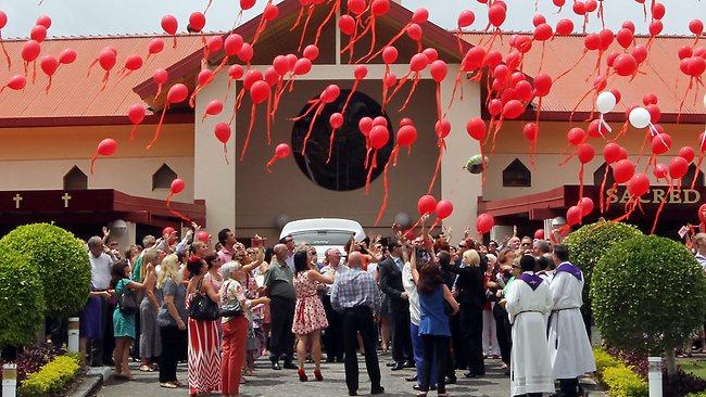 Baloons - Friends Alternative Funerals