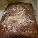 Gingerbread Amish Friendship Bread by Linda Delescale | friendshipbreadkitchen.com