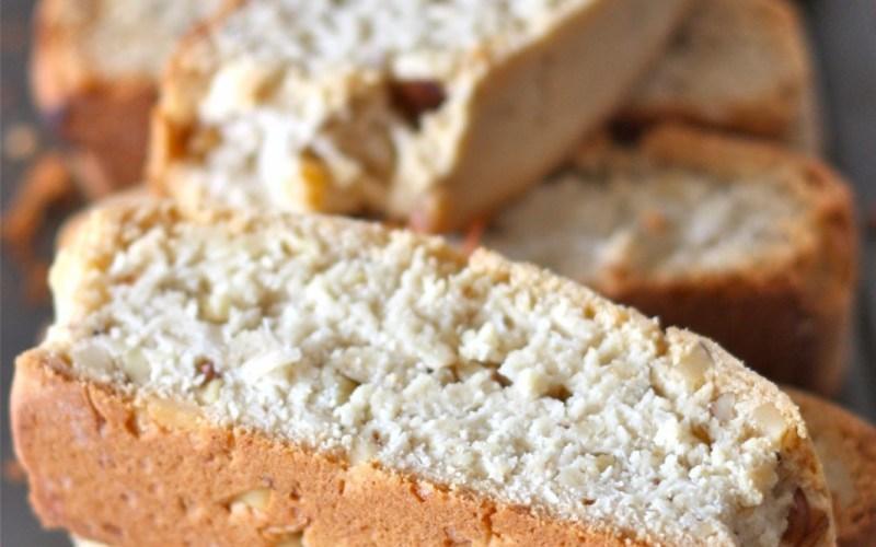 Amish Friendship Bread Biscotti