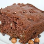 Chocolate Caramel Amish Friendship Bread Brownies ♥ friendshipbreadkitchen.com