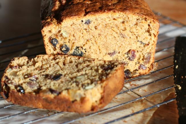Amish Friendship Bread Fruit Cake