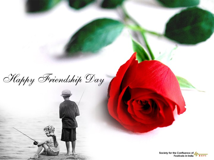 Friendship Day.6 Free Valentines Greeting Cards With Music 2014