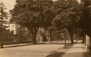 Pittville Circus Road ca 1923