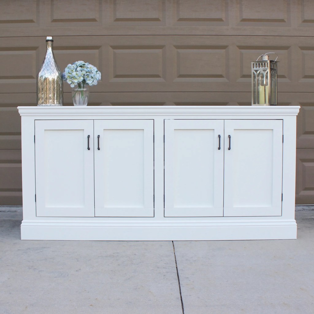 DIY Sideboard