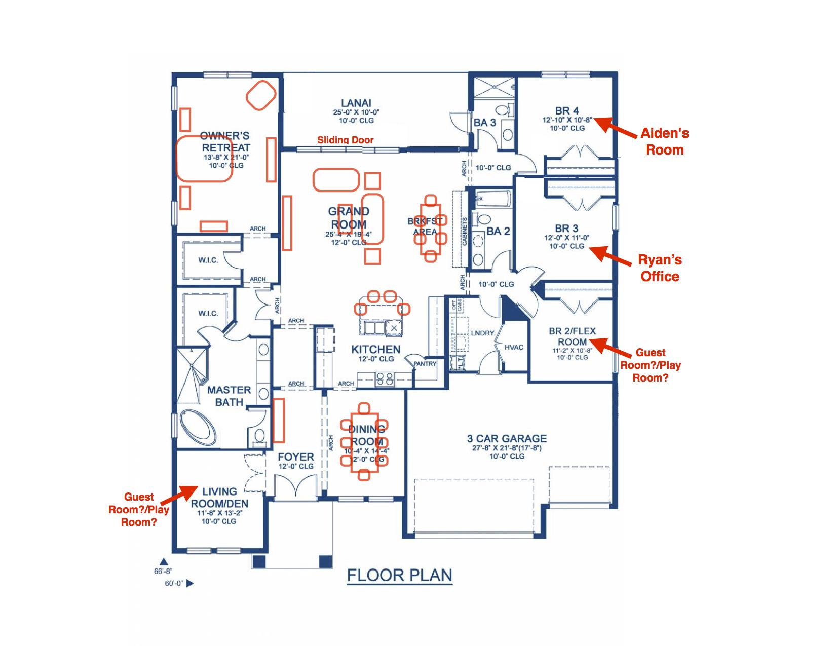 Weird House Floor Plans