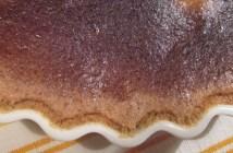 Rabarberkage uden gluten og mælk