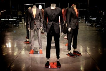 Gli absent-minded soldiers di Z Zegna