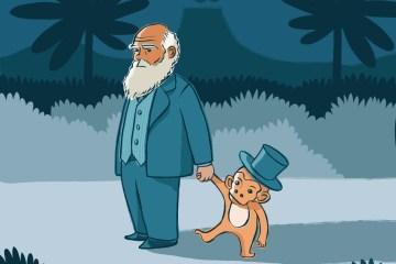 """1859, Darwin pubblica """"L'origine della specie"""" (© Nicola Ferrarese)"""