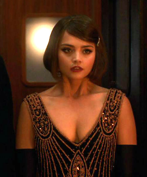 You can put jenna coleman in pretty much anything or nothing and she
