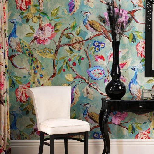 englische designer stoffe und tapeten fr hlich wohnen berlin. Black Bedroom Furniture Sets. Home Design Ideas
