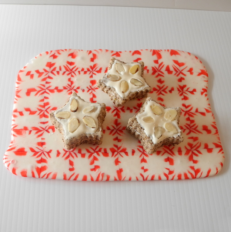 Peppermint Candy Trays