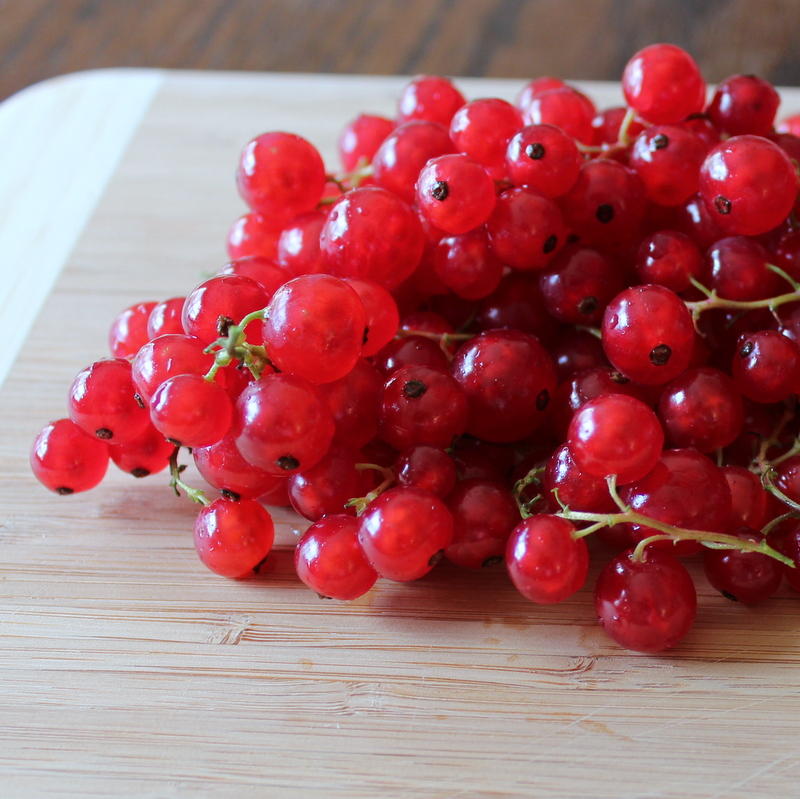Red Currants for Scones
